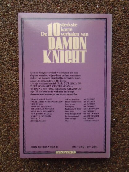 De 10 sterkste korte verhalen van Damon Knight