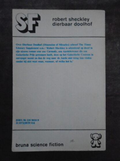Robert Sheckley: Dierbaar doolhof