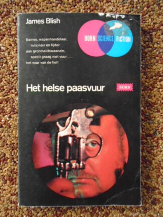 James Blish - Het helse paasvuur