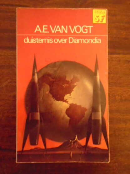 A.E. van Vogt - Duisternis over Diamondia