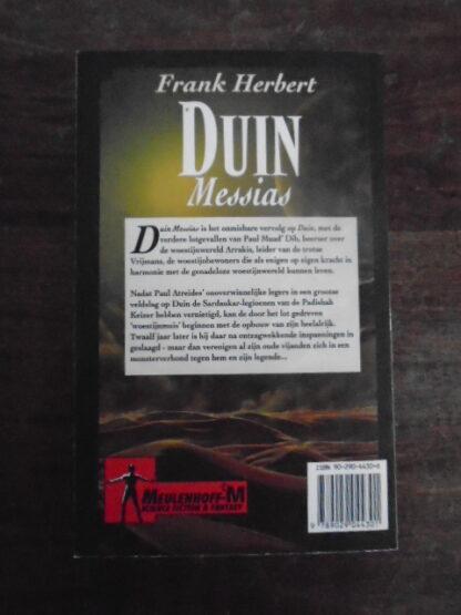 Frank Herbert - Duin Messias