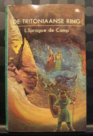 L. Sprague de Camp - De Tritoniaanse Ring