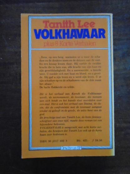 Tanith Lee - Volkhavaar plus 8 korte verhalen