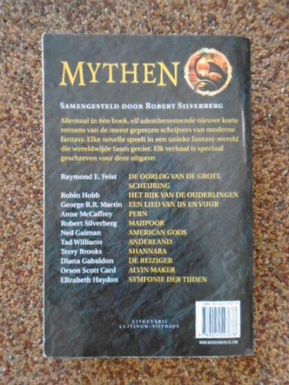 Mythen - Samengesteld door Robert Silverberg
