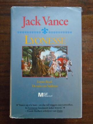 Jack Vance - Lyonesse - De tuin van Suldrun