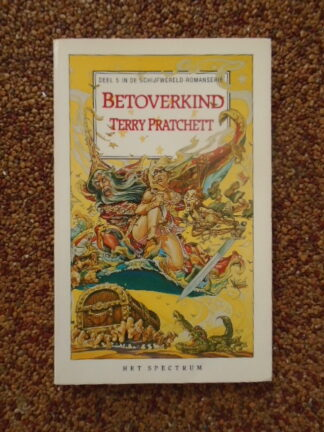 Terry Pratchett - Betoverkind