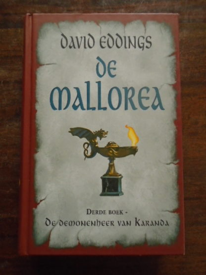 David Edding - De Mallorea - Derde Boek - De demonenheer van Karanda