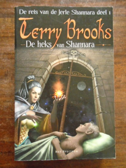 Terry Brooks - De heks van Shannara
