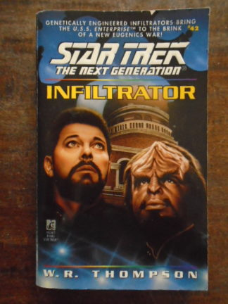Star Trek The Next Generation #42 - Infiltrator