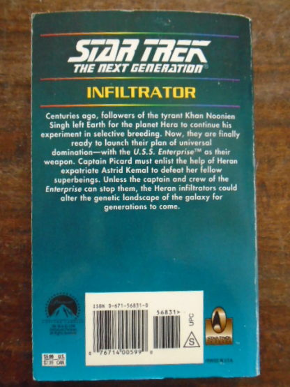 Star Trek The Next Generation #42 - Infiltrator