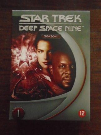 STAR TREK DEEP SPACE 9 Season 1 DVD-set