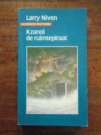 Larry Niven - Kazanol de ruimtepiraat