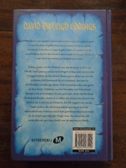David en Leigh Eddings - De Dromers - Eerste boek - het eiland Thurn