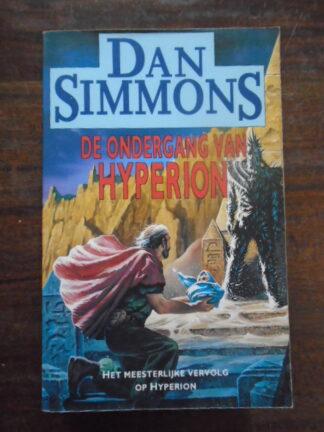 Dan Simmons - De ondergang van Hyperion