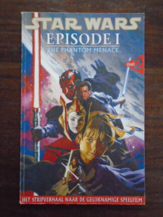 Star Wars Episode I - The Phantom Menace - deel 2
