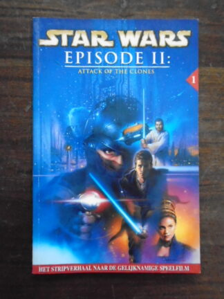 Star Wars Episode II - Attack of the Clones - deel 1