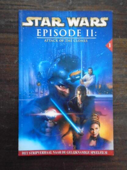 Star Wars Episode II - Attack of the Clones - deel 1