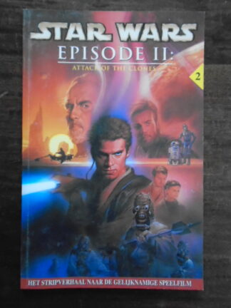 Star Wars Episode II - Attack of the Clones - deel 2