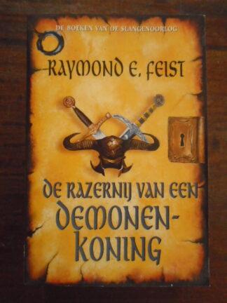 Raymond E. Feist – De razernij van een demonenkoning
