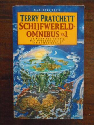 Terry Pratchett - Schijfwereldomnibus nr. 1