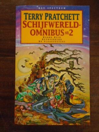 Terry Pratchett – Schijfwereldomnibus nr. 2