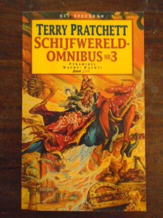 Terry Pratchett - Schijfwereldomnibus nr. 3