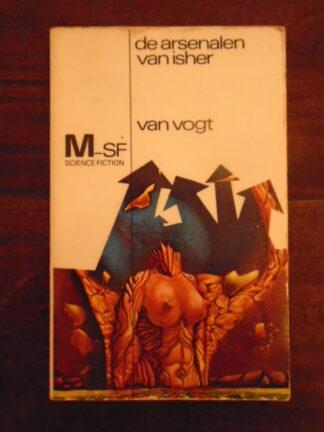 A.E. van Vogt - De arsenalen van Isher