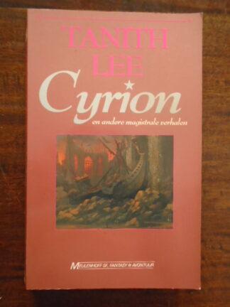 Tanith Lee - Cyrion ea magische verhalen