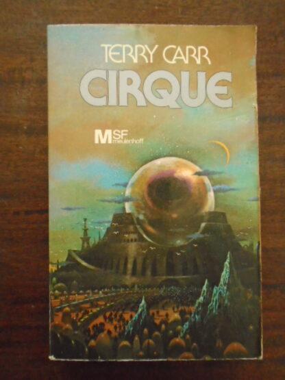 Terry Carr - Cirque