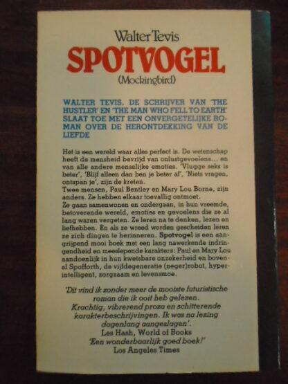 Walter Tevis - Spotvogel