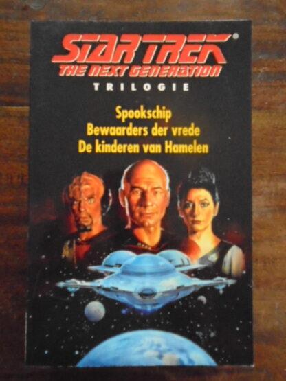 Star Trek TNG - TRILOGIE