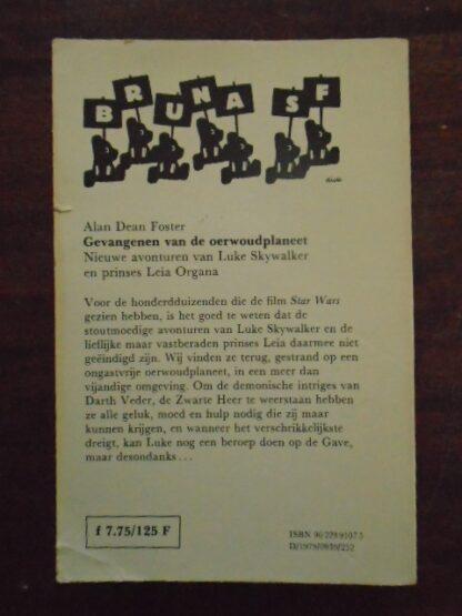 Alan Dean Foster - Gevangenen van de oerwoudplaneet