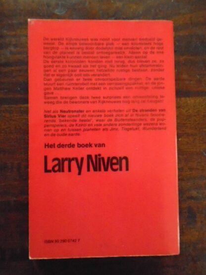 Larry Niven – een geschenk van de aarde