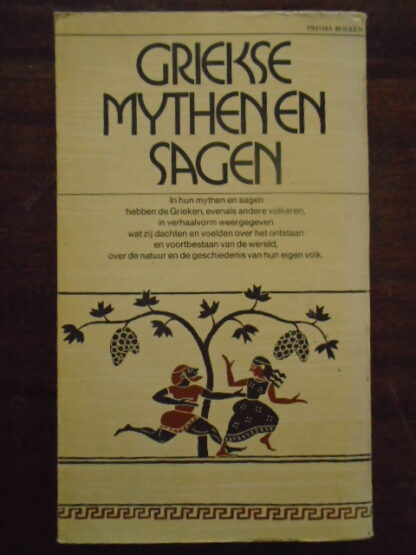 Gustav Schwab - Griekse mythen en sagen
