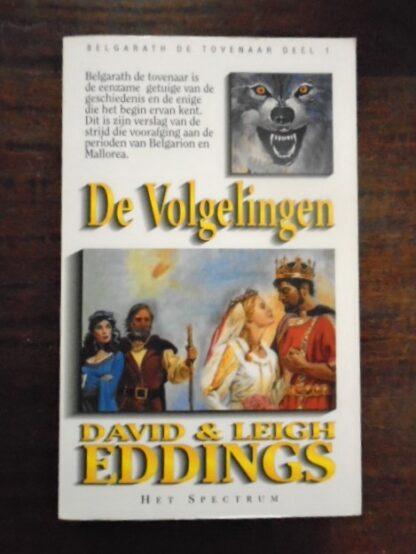 David & Leigh Eddings - De Volgelingen