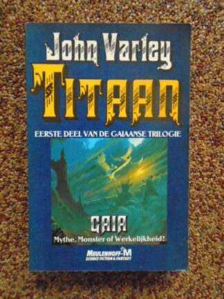 John Varley - Titaan