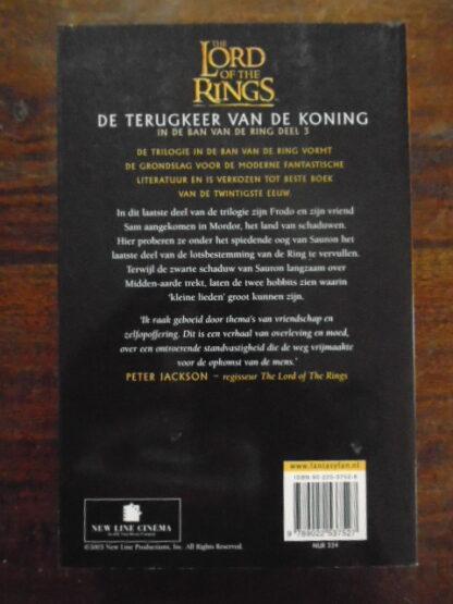 J.R.R. Tolkien - The Lord of the Rings - De terugkeer van de Koning