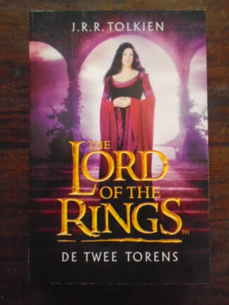 J.R.R. Tolkien - The Lord of the Rings - De twee torens