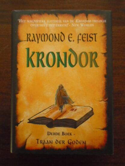 Raymond E. Feist - Krondor - Derde Boek - Traan der Goden
