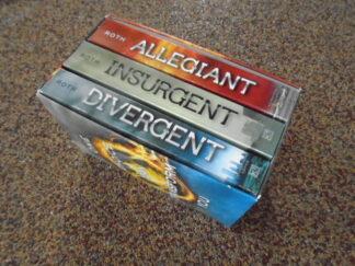 Veronica Roth - Divergent-trilogie