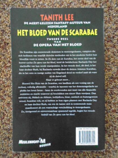 Tanith Lee - Het bloed van de Scarabae