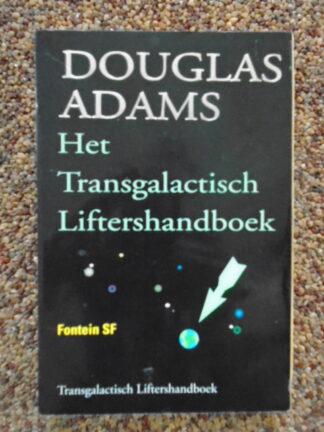 Douglas Adams - Het transgalactisch liftershandboek