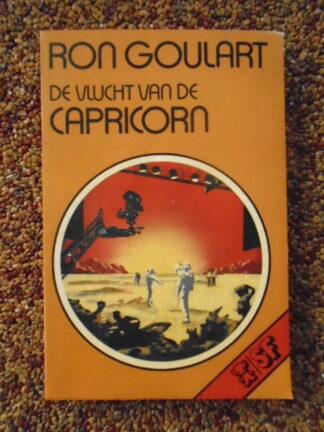 Ron Goulart - De vlucht van de Capricorn