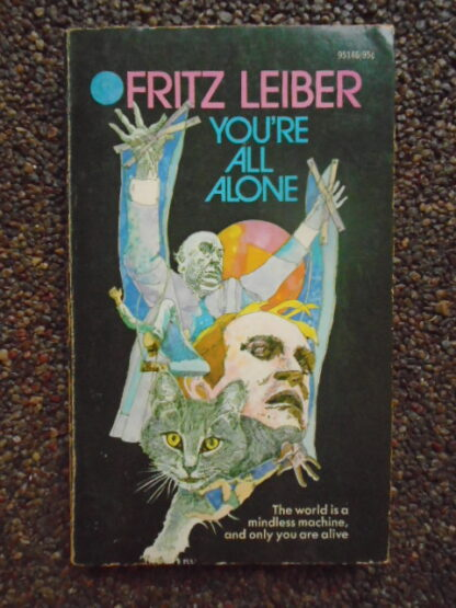 Fritz Leiber - You're all alone
