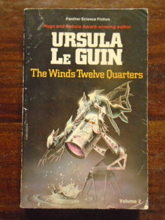 Ursula LeGuin - The Winds Twelve Quarters