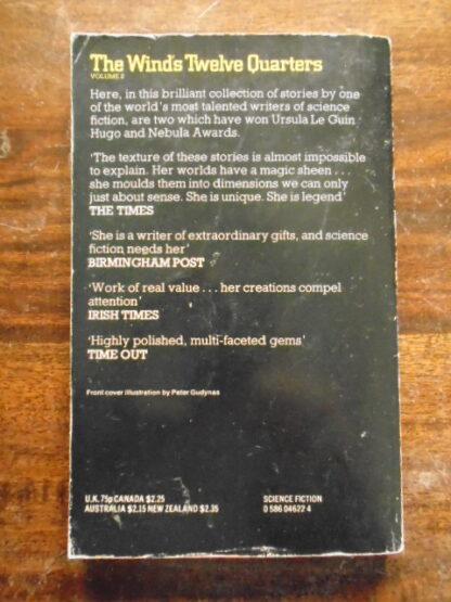 Ursula LeGuin - The Winds Twelve Quarters