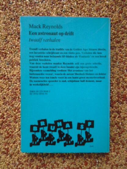 Mack Reynolds - Een astronaut op drift