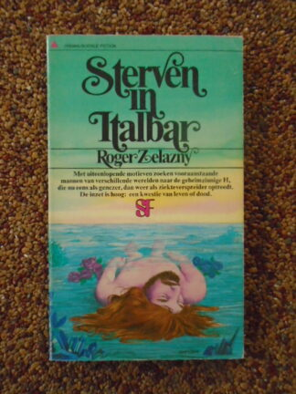 Roger Zelazny - Sterven in Italbar