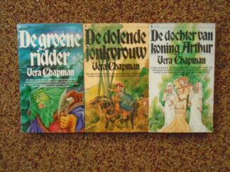 Vera Chapman - De Arthuriaanse trilogie - compleet