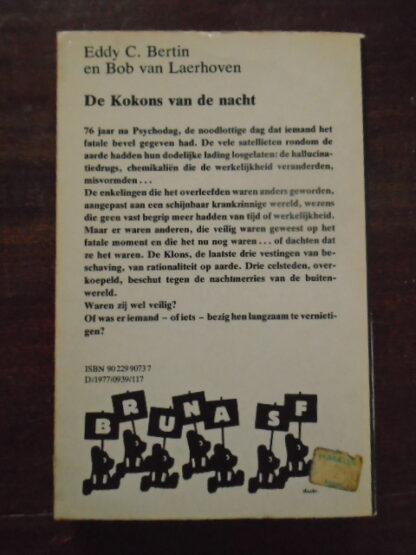 Eddy C. Bertin / Bob van Laerhoven - De kokons van de nacht